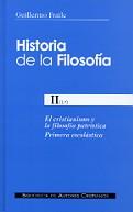 HISTORIA DE LA FILOSOFÍA. II (1º): EL CRISTIANISMO Y LA FILOSOFÍA PATRÍSTICA. PR.