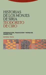 HISTORIAS DE LOS MONJES DE SIRIA