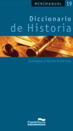 DICCIONARIO DE HISTORIA : CONCEPTOS Y HECHOS HISTÓRICOS