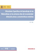 DIFICULTADES ESPECÍFICAS DEL APRENDIZAJE DE LAS MATEMÁTICAS EN LOS PRIMEROS AÑOS DE LA ESCOLARI
