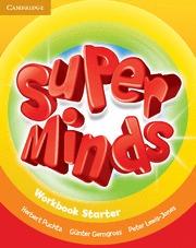 SUPER MINDS STARTER WORKBOOK.