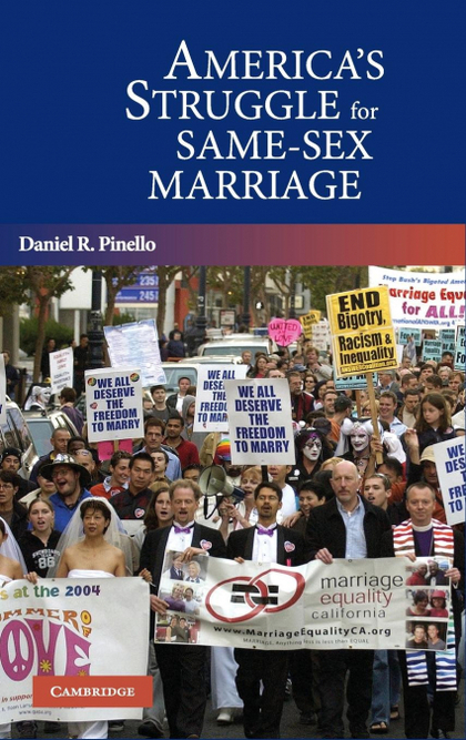 AMERICA´S STRUGGLE FOR SAME-SEX MARRIAGE