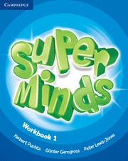 SUPER MINDS WORKBOOK 1