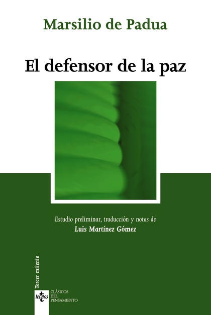 EL DEFENSOR DE LA PAZ