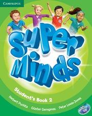 SUPER MIND 2 STUDENT´S BOOK +DVD ROM