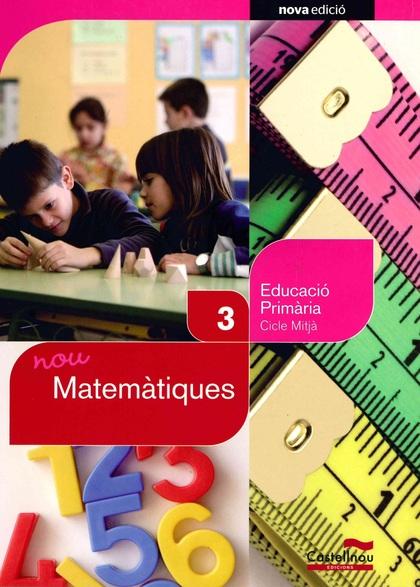 NOU MATEMÀTIQUES 3R (PROJECTE SALVEM LA BALENA BLANCA).
