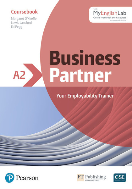 BUSINESS PARTNER A2 COURSEBOOK AND STANDARD MYENGLISHLAB PACK