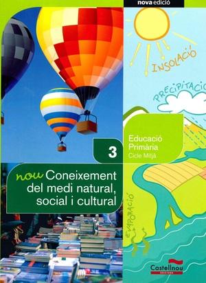 NOU CONEIXEMENT DEL MEDI NATURAL, SOCIAL I CULTURAL 3R (PROJECTE SALVEM LA BALEN.