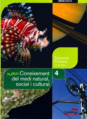 NOU CONEIXEMENT DEL MEDI NATURAL, SOCIAL I CULTURAL 4T (PROJECTE SALVEM LA BALEN.