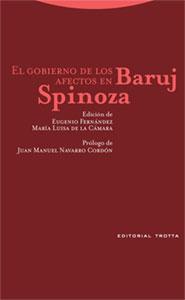 EL GOBIERNO DE LOS AFECTOS EN BARUJ SPINOZA.
