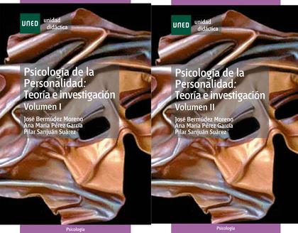 0147301UD11AO1 PSICOLOGÍA DE LA PERSONALIDAD: TEORÍA E INVESTIGACIÓN VOL.I