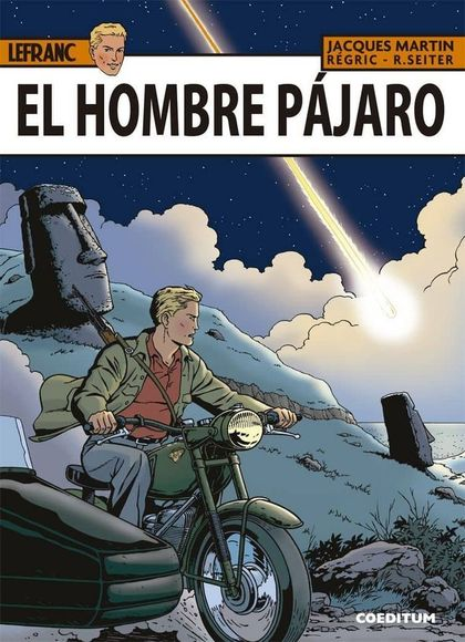 LEFRANC 27: EL HOMBRE PÁJARO.