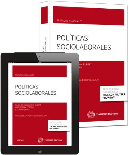 POLÍTICAS SOCIOLABORALES (PAPEL + E-BOOK).