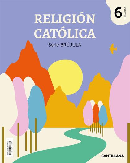 6PRI RELIGION BRUJULA CAST ED19.