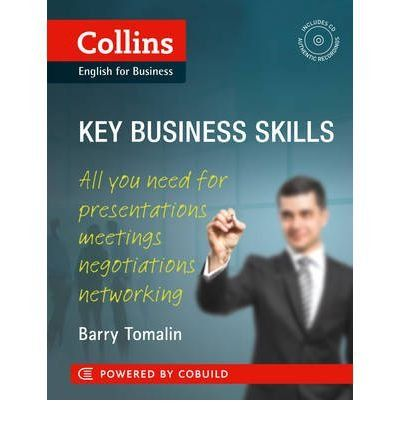 COLLINS KEY BUSINESS SKILLS AND CD
