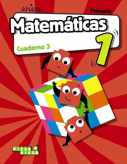 MATEMÁTICAS 1. CUADERNO 3..