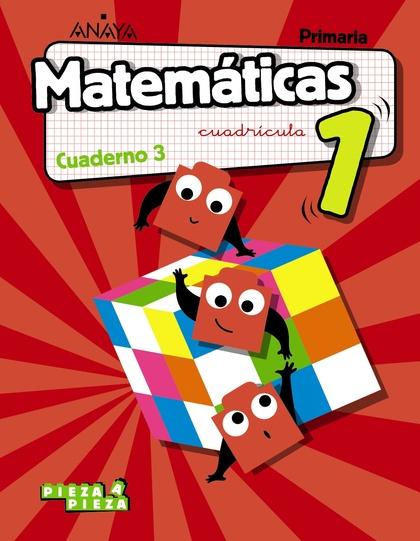 MATEMÁTICAS 1. CUADERNO 3. CUADRÍCULA..