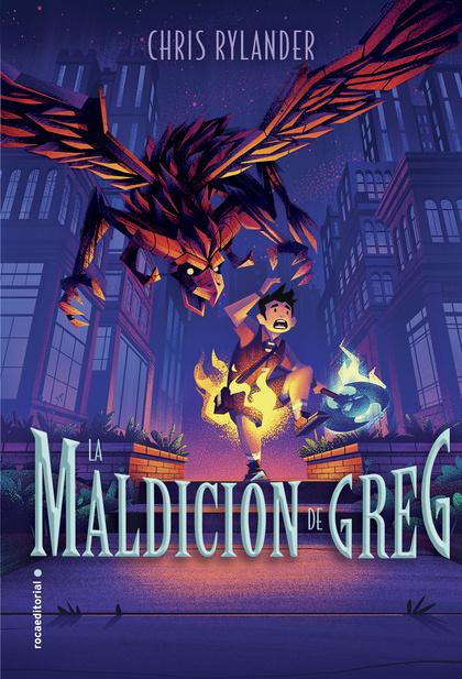 LA MALDICIÓN DE GREG.