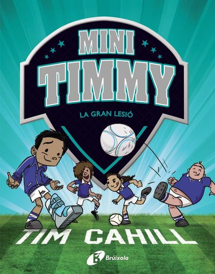 MINI TIMMY - LA GRAN LESIÓ.