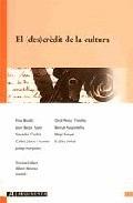 EL (DES)CRÉDIT DE LA CULTURA