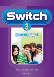 SWITCH 3 STUDENT´S BOOK