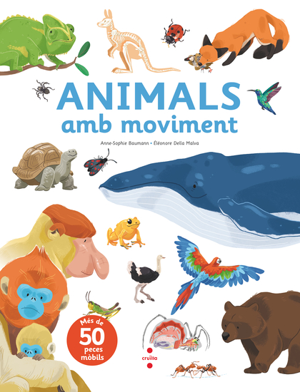C-AM. ANIMALS AMB MOVIMENT.