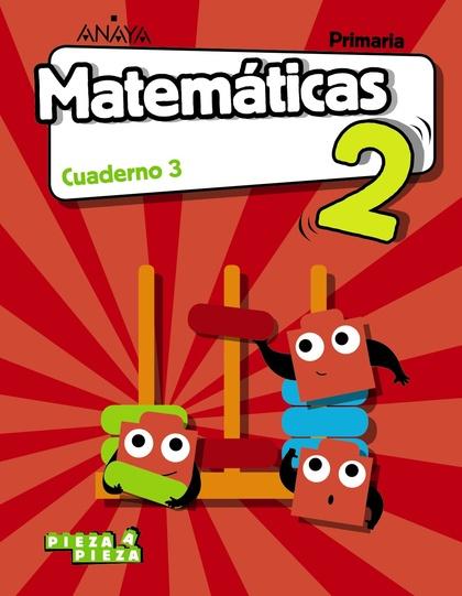 MATEMÁTICAS 2. CUADERNO 3..