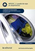 Lavado de ropa en alojamientos. HOTA0108