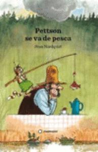 PETTSON SE VA DE PESCA.