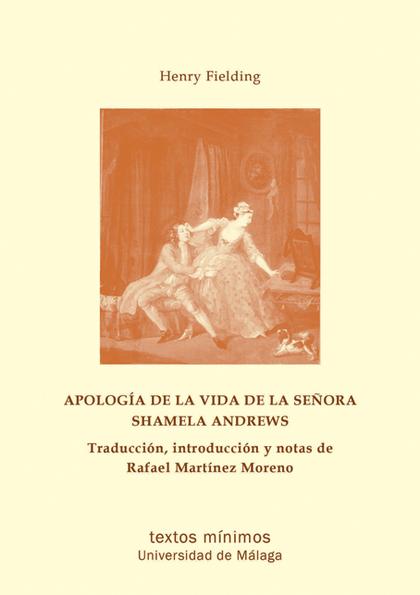 APOLOGÍA DE LA VIDA DE LA SEÑORA SHAMELA ANDREWS.