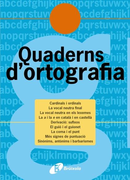 QUADERNS D´ORTOGRAFÍA 12, EDUCACIÓ PRIMÀRIA
