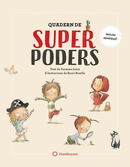 QUADERN DE SUPERPODERS.