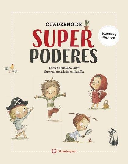 CUADERNO DE SUPERPODERES.