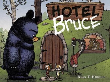HOTEL BRUCE.