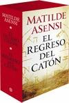 ESTUCHE MATILDE ASENSI: EL ÚLTIMO CATÓN + EL REGRESO DEL CATÓN.