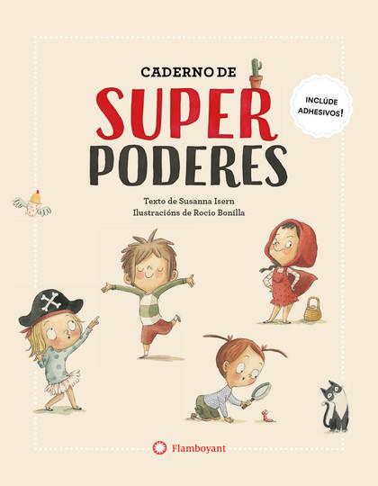 CADERNO DE SUPERPODERES.