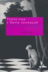 TIERRA ROJA Y LLUVIA TORRENCIAL
