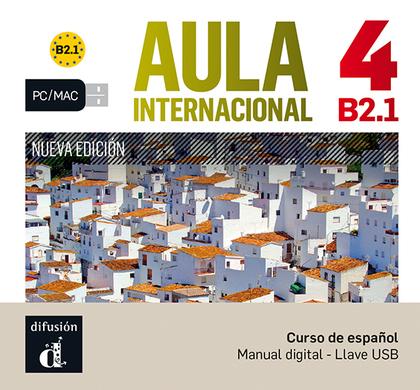 AULA INTERNACIONAL 4 NE