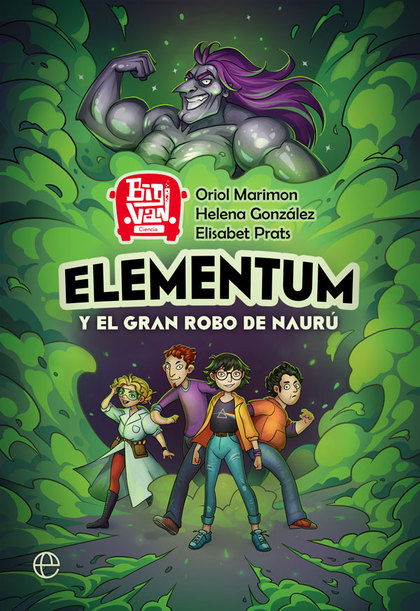 ELEMENTUM Y EL GRAN ROBO DE NAURÚ.