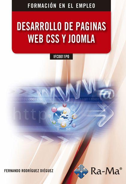 IFCD011PO DESARROLLO DE PÁGINAS WEB CSS Y JOOMLA.