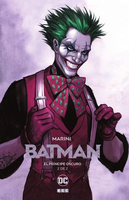 BATMAN: EL PRÍNCIPE OSCURO NÚM. 02
