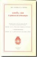 ESPAÑA 1808, EL GOBIERNO DE LA MONARQUÍA : DISCURSO DE INGRESO EN LA REAL ACADEMIA DE LA HISTOR