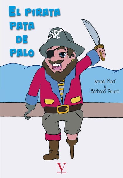 EL PIRATA PATA DE PALO.