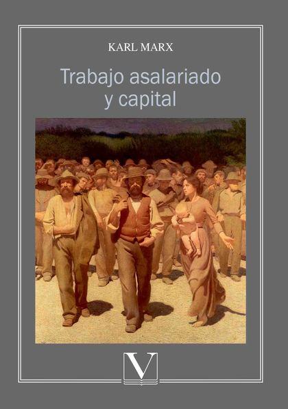 TRABAJO ASALARIADO Y CAPITAL.