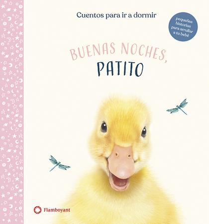 BUENAS NOCHES, PATITO.