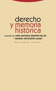 DERECHO Y MEMORIA HISTÓRICA