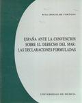 ESPAÑA ANTE CONVENCION DERECHO MAR .