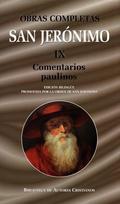 OBRAS COMPLETAS SAN JERONIMO IX-COMENTARIOS PAULINOS