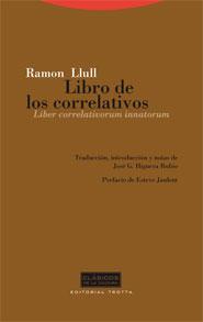 LIBRO DE LOS CORRELATIVOS: LIBER CORRELATIVORUM INNATORUM