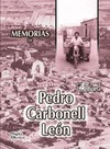 MEMORIAS DE PEDRO CARBONELL